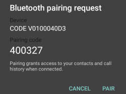 CODE - Gateway Bluetooth Connection Troubleshooting - my